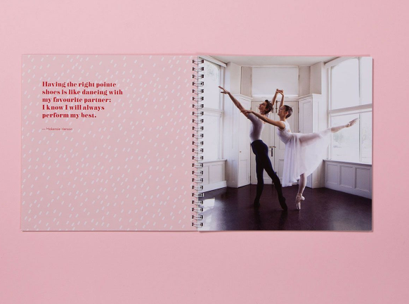 Energetiks My First Pointe Shoes Book