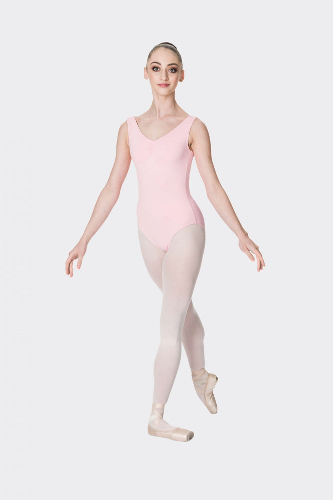 Studio 7 Premium Thick Strap Leotard, Adults