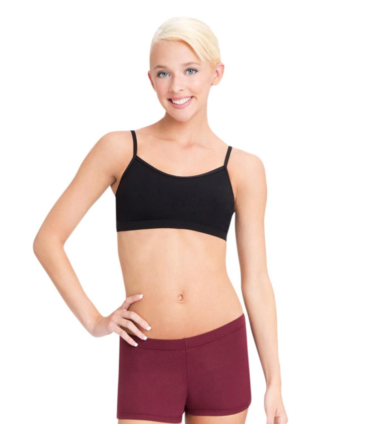 Capezio Camisole Bra Top, Adults