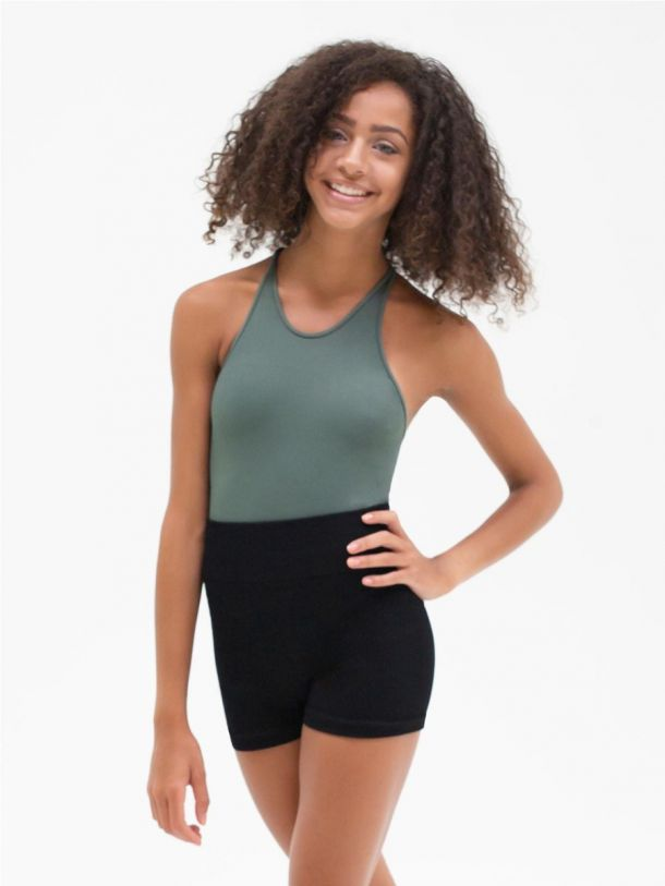 Capezio Seamless Rib Racerback Leotard, Adults