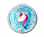 Mad Ally Compact Mirror Unicorn