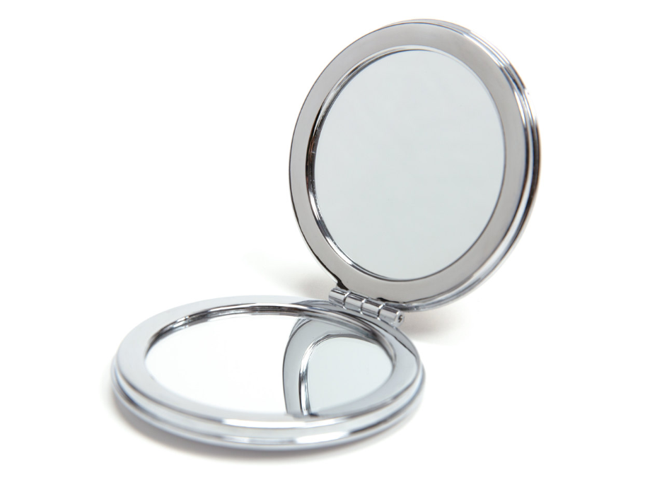 Mad Ally Compact Mirror Leave a Little Sparkle