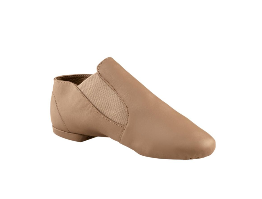 Capezio Split Sole Jazz Ankle Boot, Childs