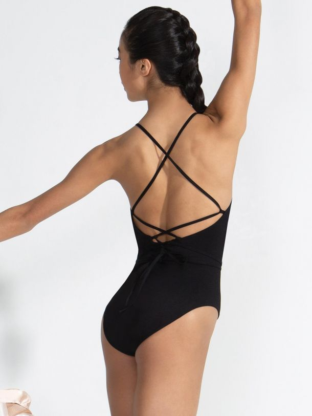 Capezio Seamless Rib Camisole Leotard, Adults
