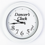 Mad Ally Dancer's Clock