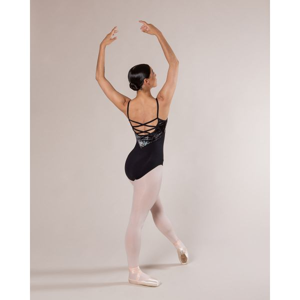 Energetiks Eloise Velvet Leotard, Adults