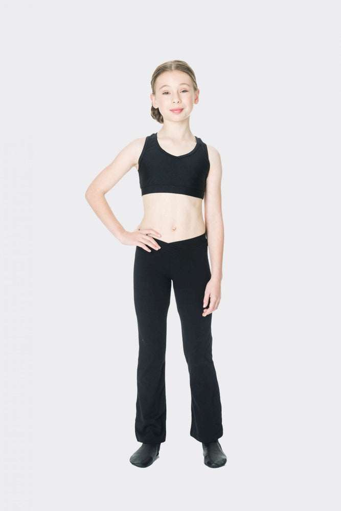 Studio 7 - T-Back Crop Top