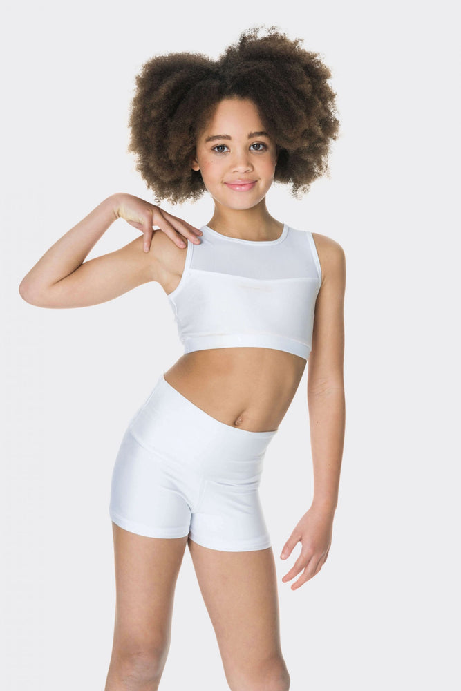 Studio 7 - Mesh Crop Top