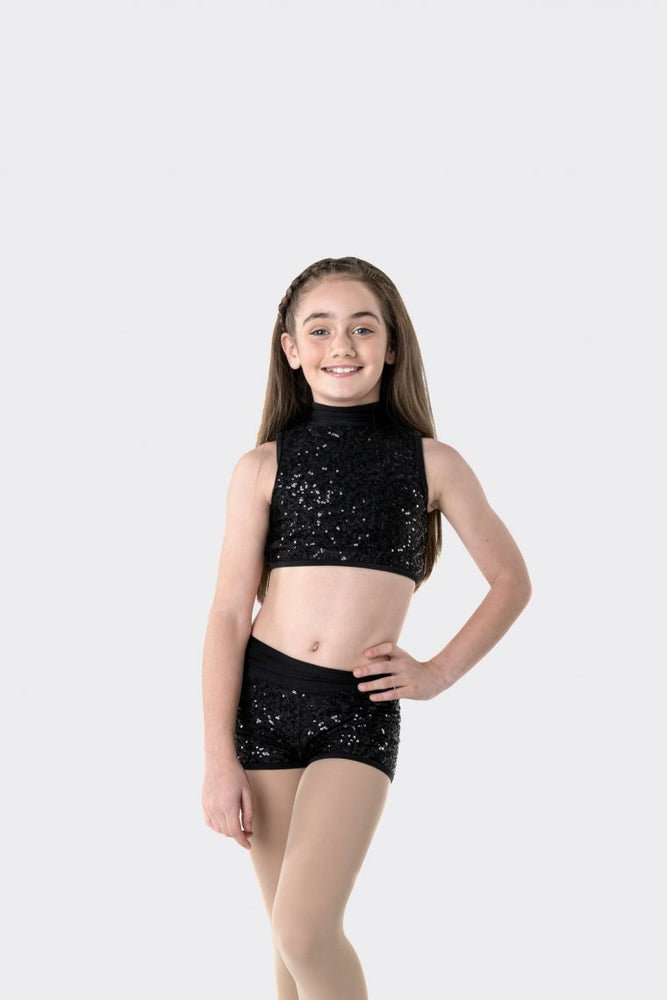 Studio 7 Cabaret Crop Top, Childs