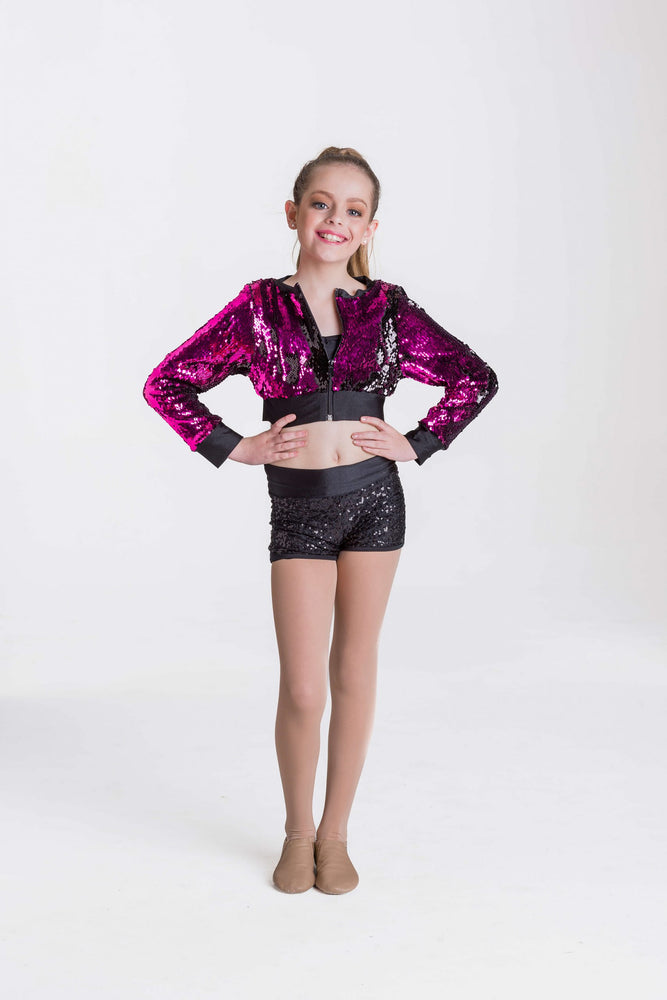 Studio 7 - Stage Lights Cropped Jacket
