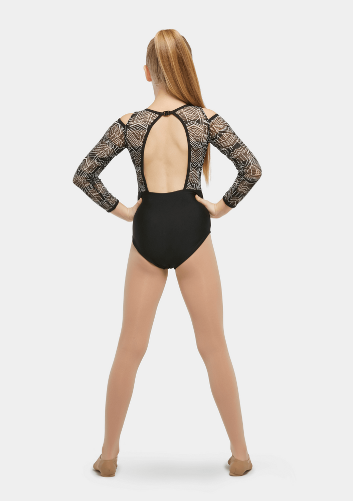 Studio 7 Aztec Leotard, Adults