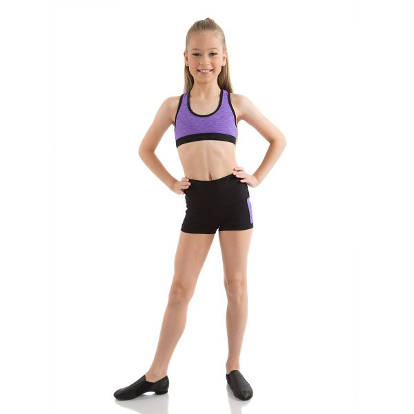Energetiks Ava Crop Top, Childs