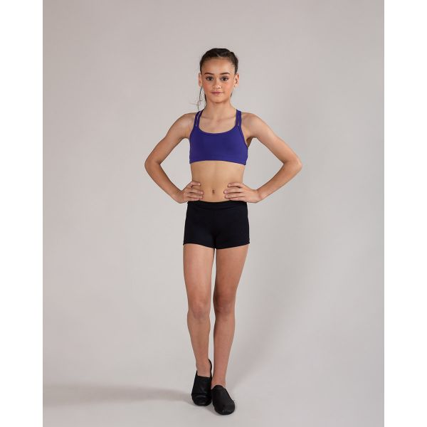 Energetiks Roxy Crop Top, Child