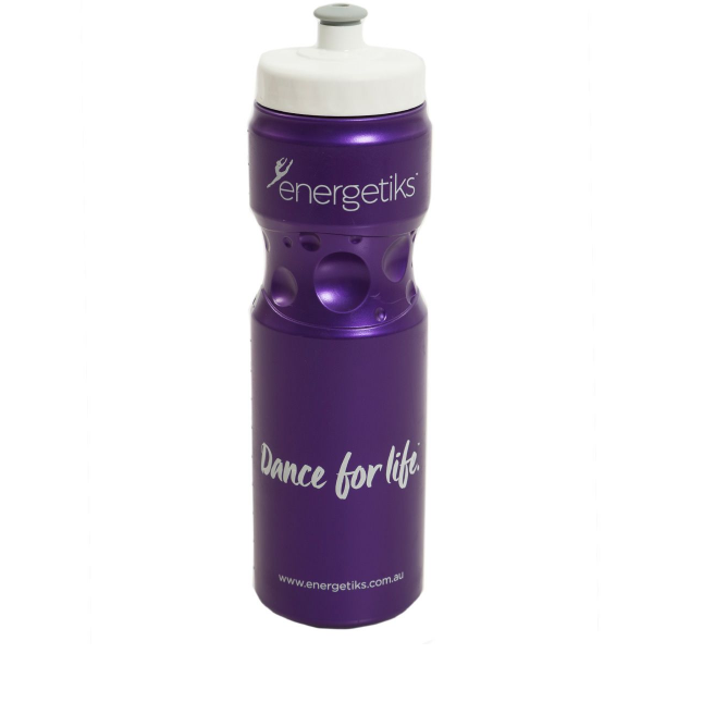 Energetiks Oxygen Drink Bottle