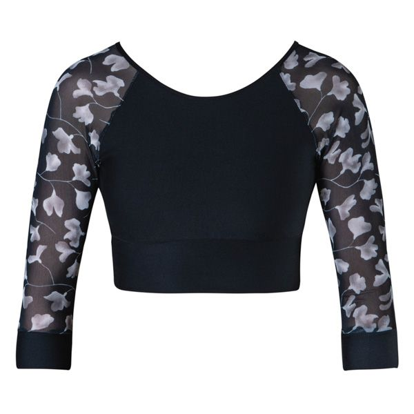 Energetiks Astrid 3/4 Sleeve Crop, Adults