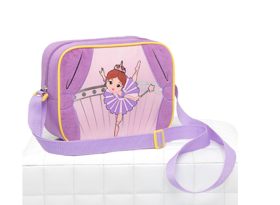 Capezio Sugar Plum Lunch Bag
