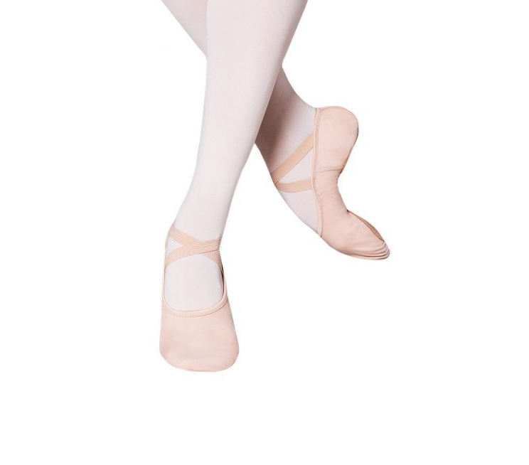 Energetiks Révélation Ballet Shoe Tech Fit, Pink, Theatrical Pink, Adults