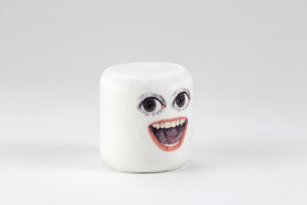 Marshmallow Plush Toy