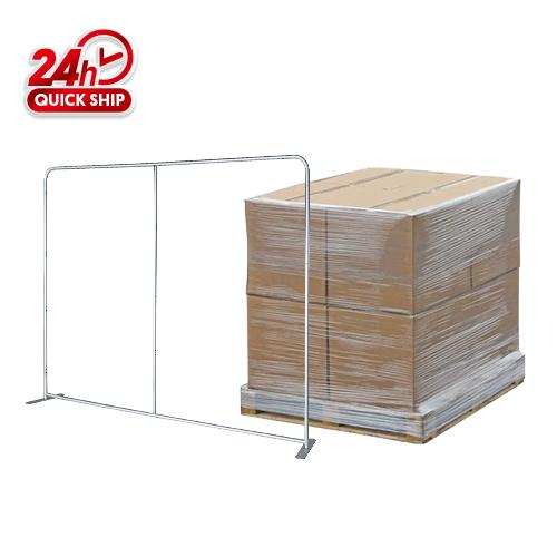 20pcs 3m W x 2.2m H Tube Display Frame Only / 120cmX 120cmX 120cm/ 200KGS/1 Pallet