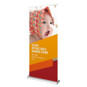 Premium Retractable  91x200CM Super Flat Vinyl