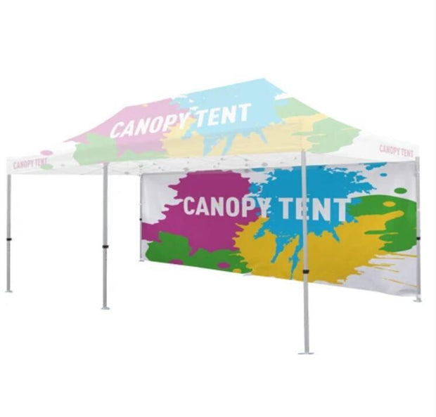 6M Canopy Tent Wall(Dye Sublimated)