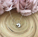 Starry Moon Necklace