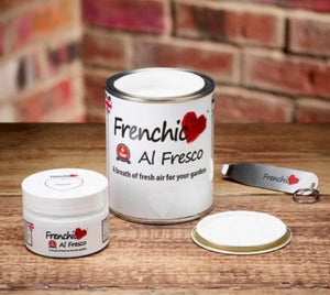Frenchic Al Fresco Dazzle Me!