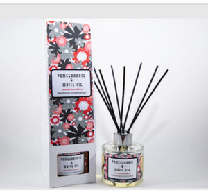 KernowSpa Reed Diffuser Pomegranate & White Fig
