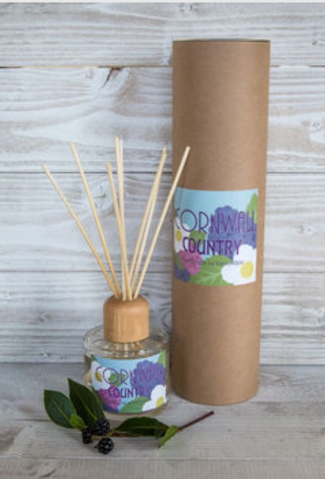 KernowSpa Cornwall Country Reed diffuser