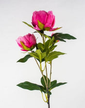Load image into Gallery viewer, Faux Peony Pink
