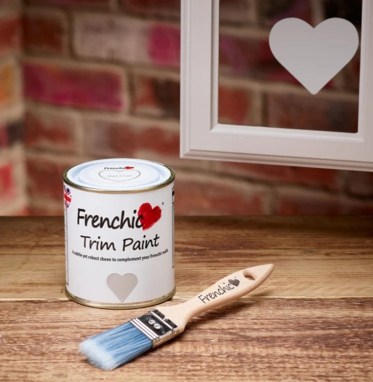 Frenchic Trim Paint Stone in Love