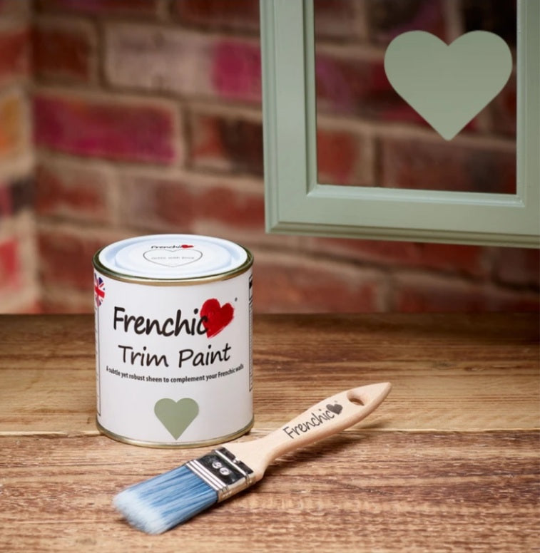 Frenchic Trim Paint Green with Envy
