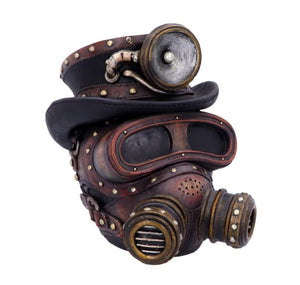 Steampunk Mechanical Oxygen