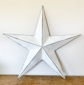 Metal Barn Star extra large