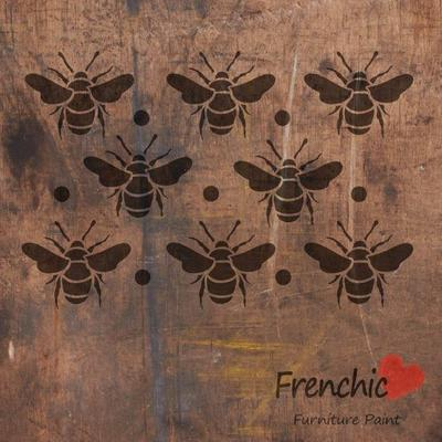 Frenchic Busy Bee stencil