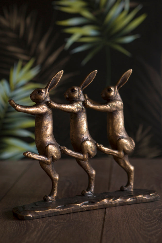marching rabbits
