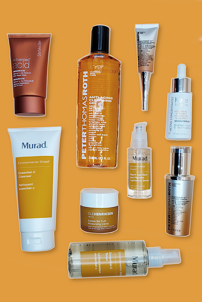 Brightening, Dark Spots & Uneven Skin Tones