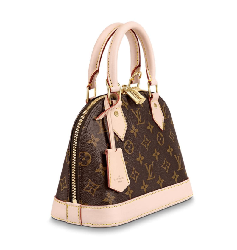 Louis Vuitton Alma Bb Monogram The Low Low