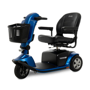 Three wheel scooters