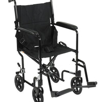 Aluminum Transport Chair - Scooters and more