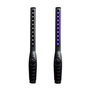 Handheld Portable LED UVC Ultraviolet Light - Scooters and more