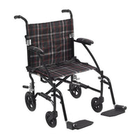 Fly-Lite Aluminum Transport Chair - Scooters and more