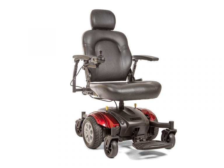 Compass Sport Center Wheel Drive Power Chair - Scooters and more