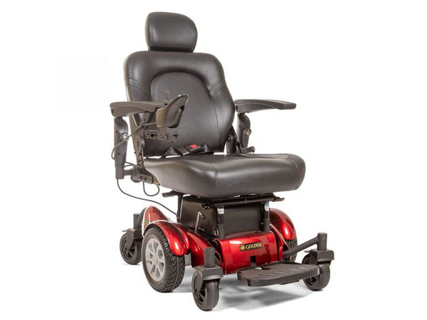 Compass HD Center Wheel Drive Power Chair - Scooters and more