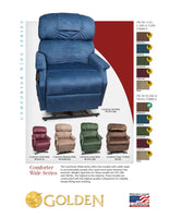 Comforter Wide/Super-Wide Recliner Chair, Lift Chair - Scooters and more