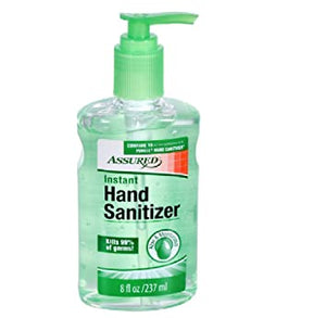 Hand sanitizer Gel, 70% Alcohol With Aloe And Moisturizers - Scooters and more