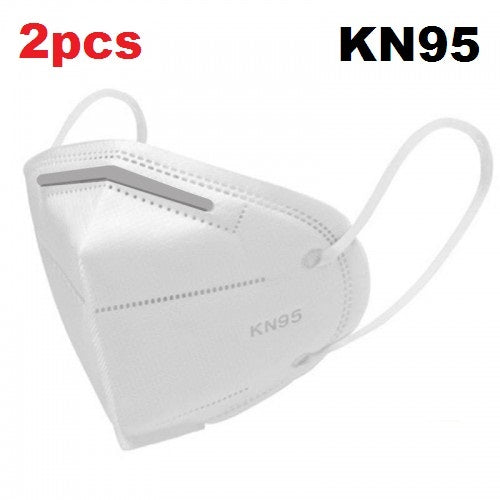 KN95 Face Mask 2 pcs - Scooters and more