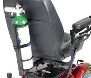 Oxygen Tank Holder - Scooters and more