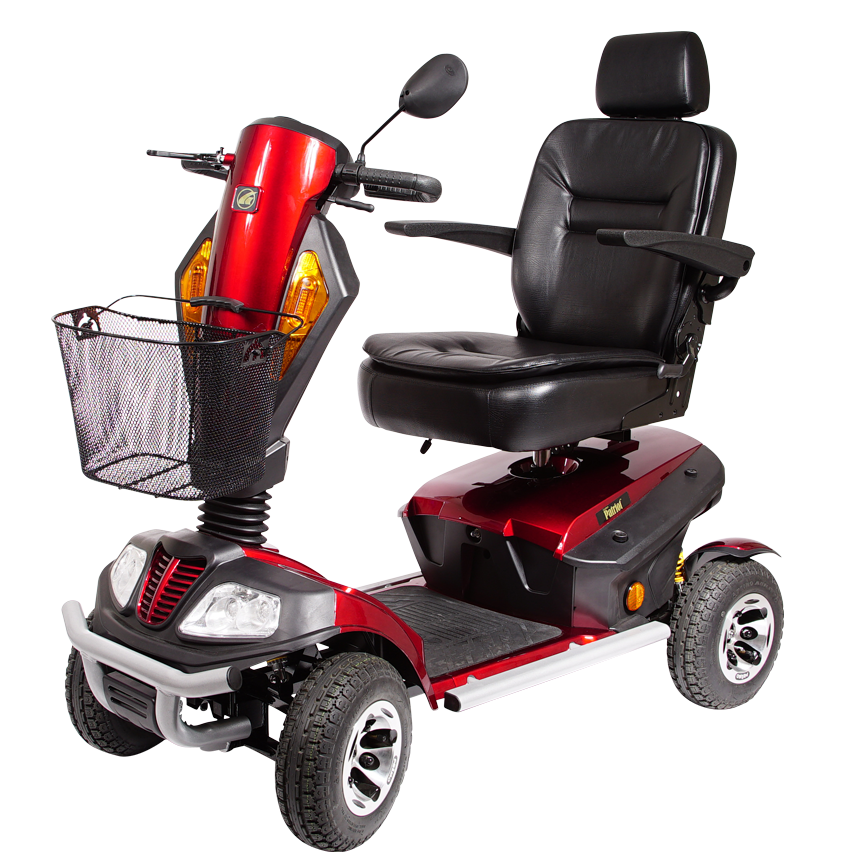 Golden Patriot 4 Wheel Scooter - Scooters and more