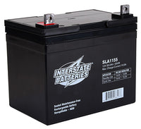 12V 35AH SLA Flag Battery - Scooters and more